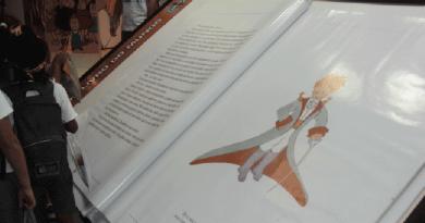 maior livro do mundo pequeno principe bienal rio de janeiro