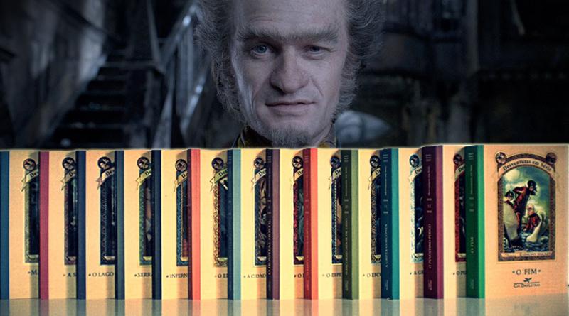 13 motivos para ler a série de livros desventuras em série