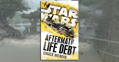 resenha star wars aftermath life debt