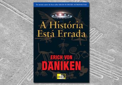 A história está errada, de Erich Von Däniken