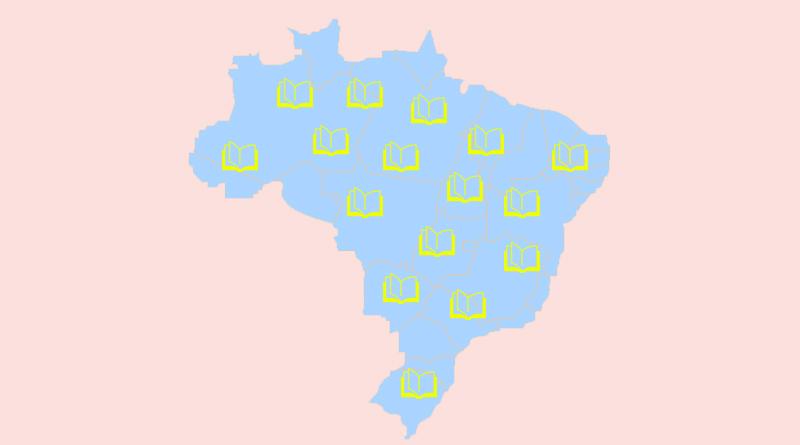 brasil venda de livros