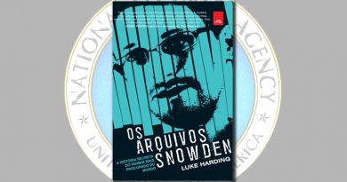 resenha os arquivos snowden