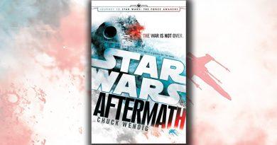 resenha star wars aftermath