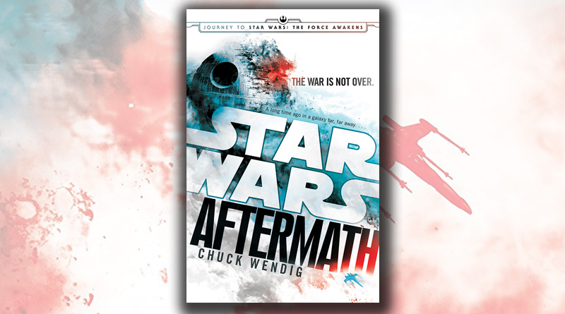 resenha star wars aftermath