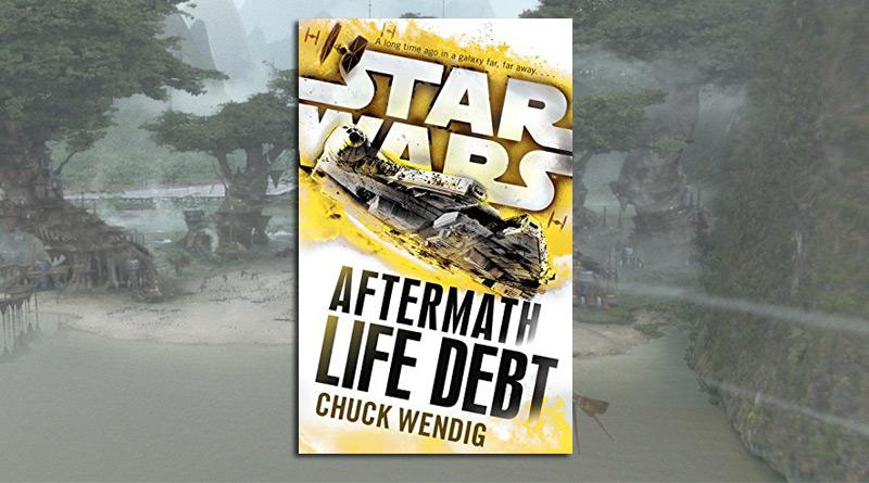 resenha star wars aftermath life debt