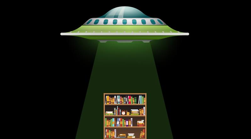 livros sobre extraterrestres