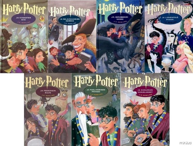 capas de harry potter na finlandia
