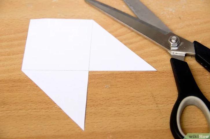 como fazer marcador de livro de canto de página