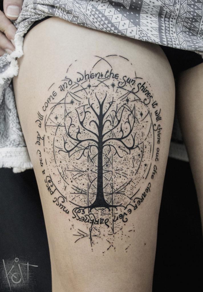 71 Fantásticas Tatuagens Inspiradas em Livros e Literatura