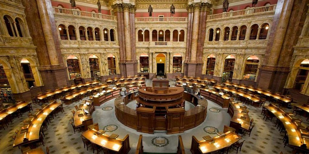 bibliotecas online - library of congress
